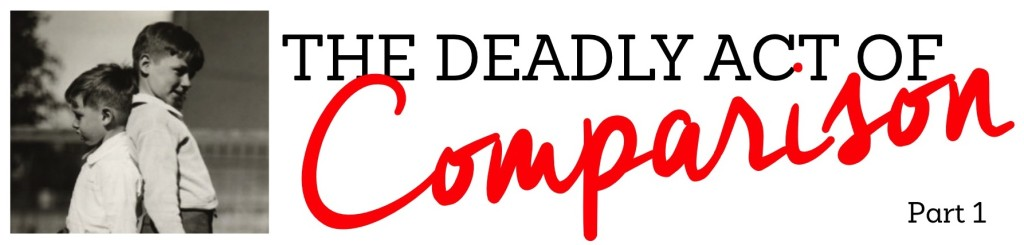 The Deadly Act of Comparison Title